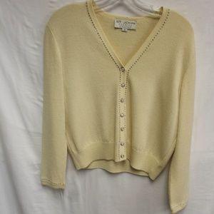 Women's Vintage St. John Sweater Size 2